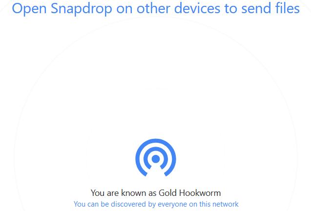 Airdrop para Android