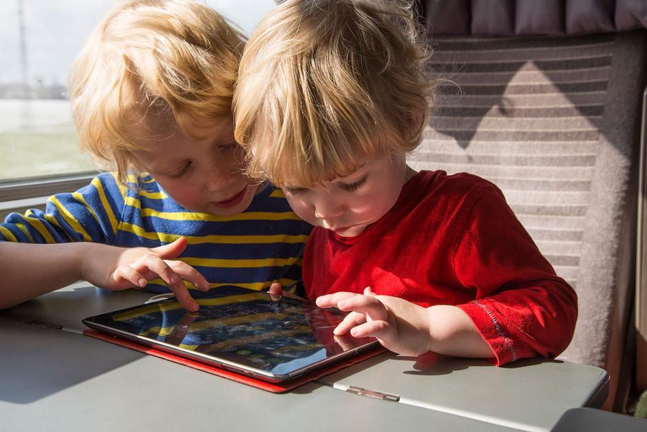 Apps para niños y niñas pequeñas