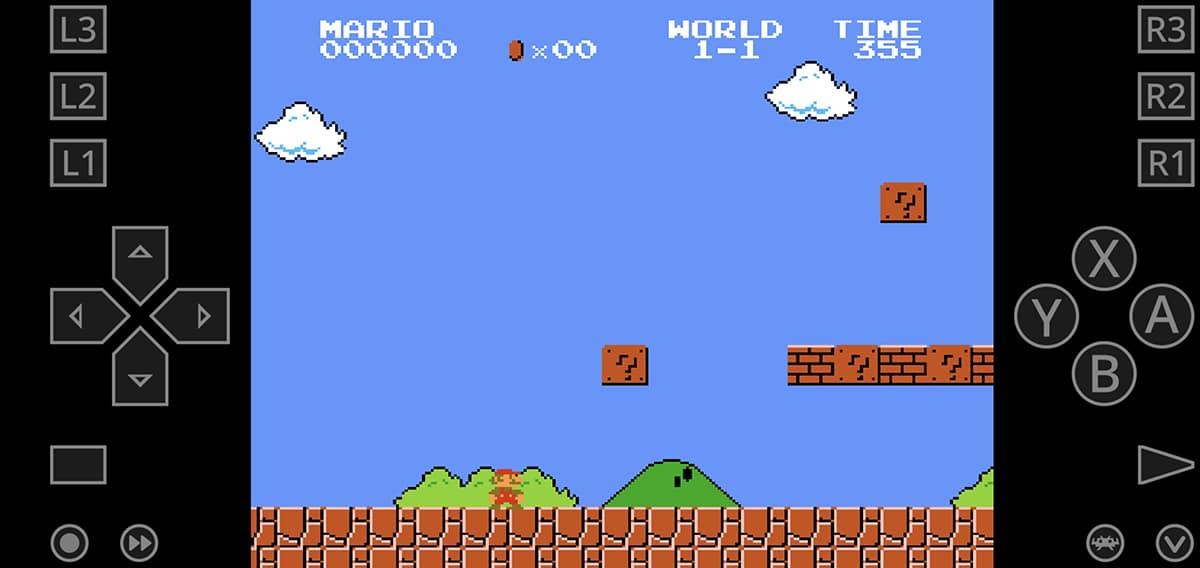Cómo jugar a Mario Móvil
