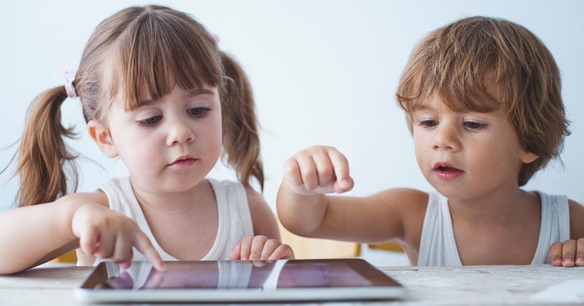 aplicaciones para niños