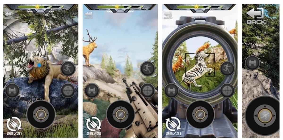 Deer Sniper