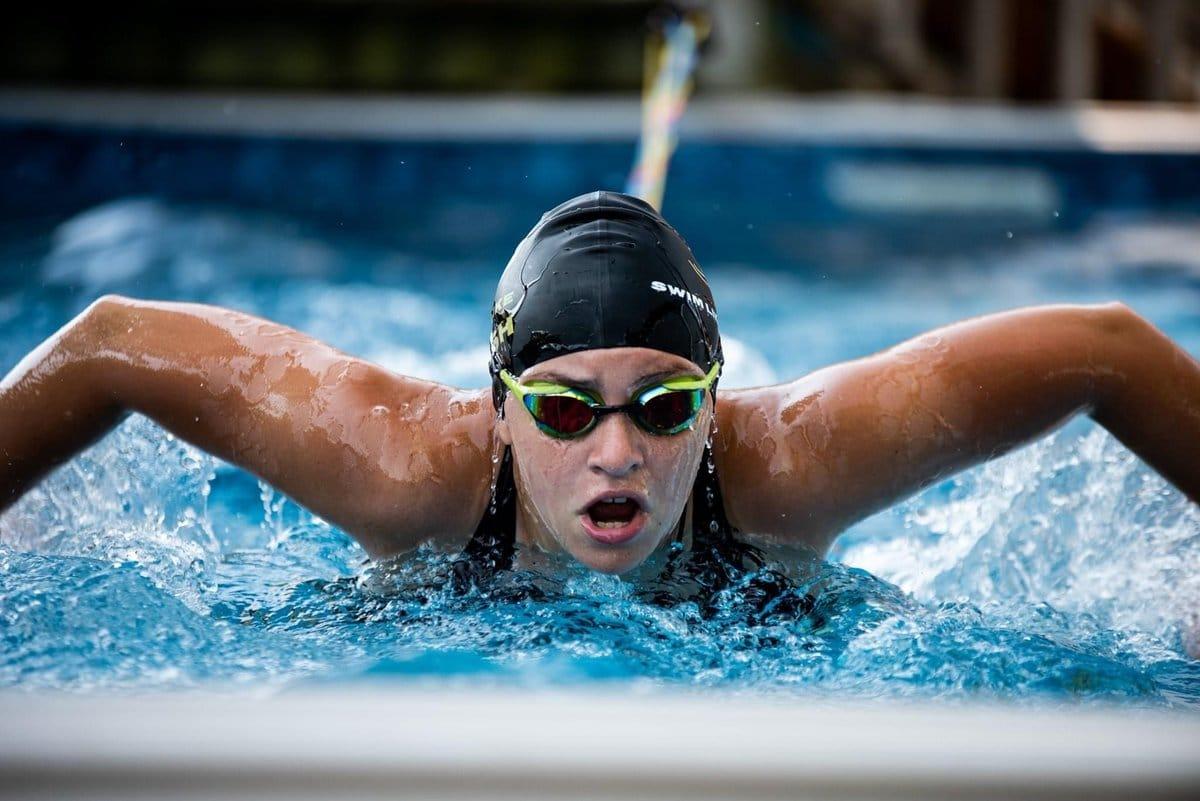 app de natacion