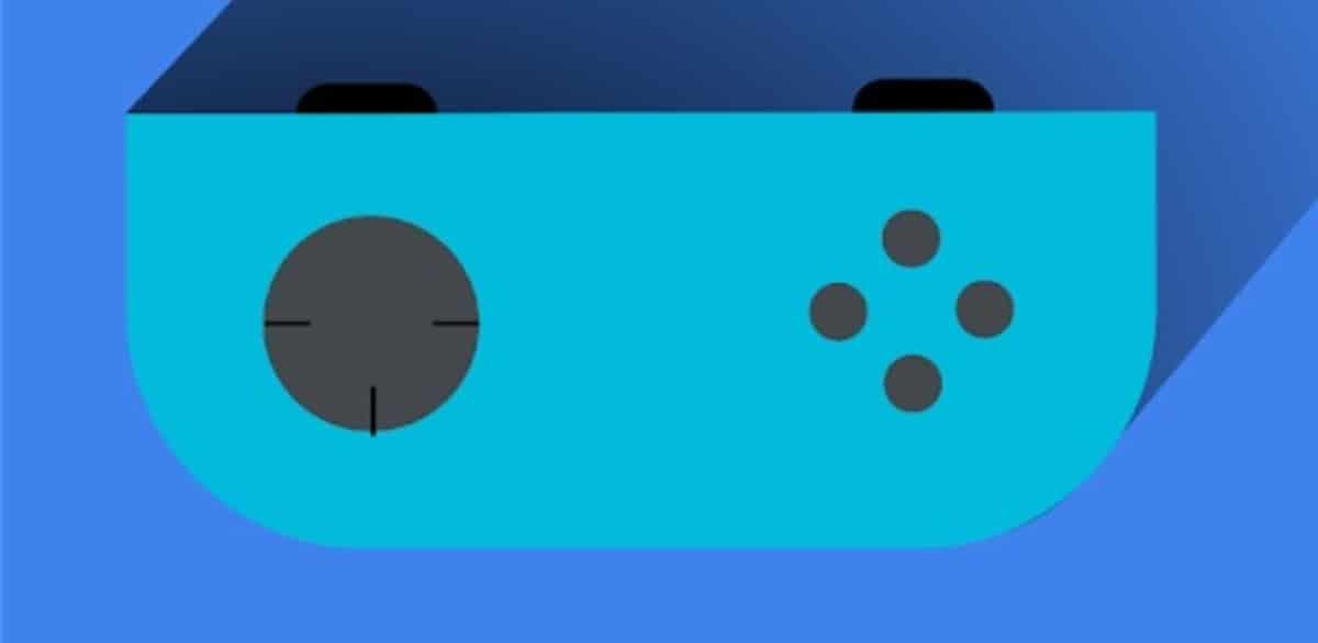 JoyCon Android Pad