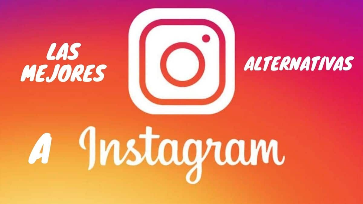 Las mejores alternativas a Instagram