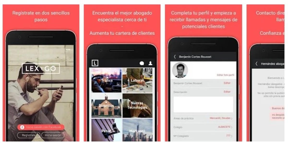 LexGo App