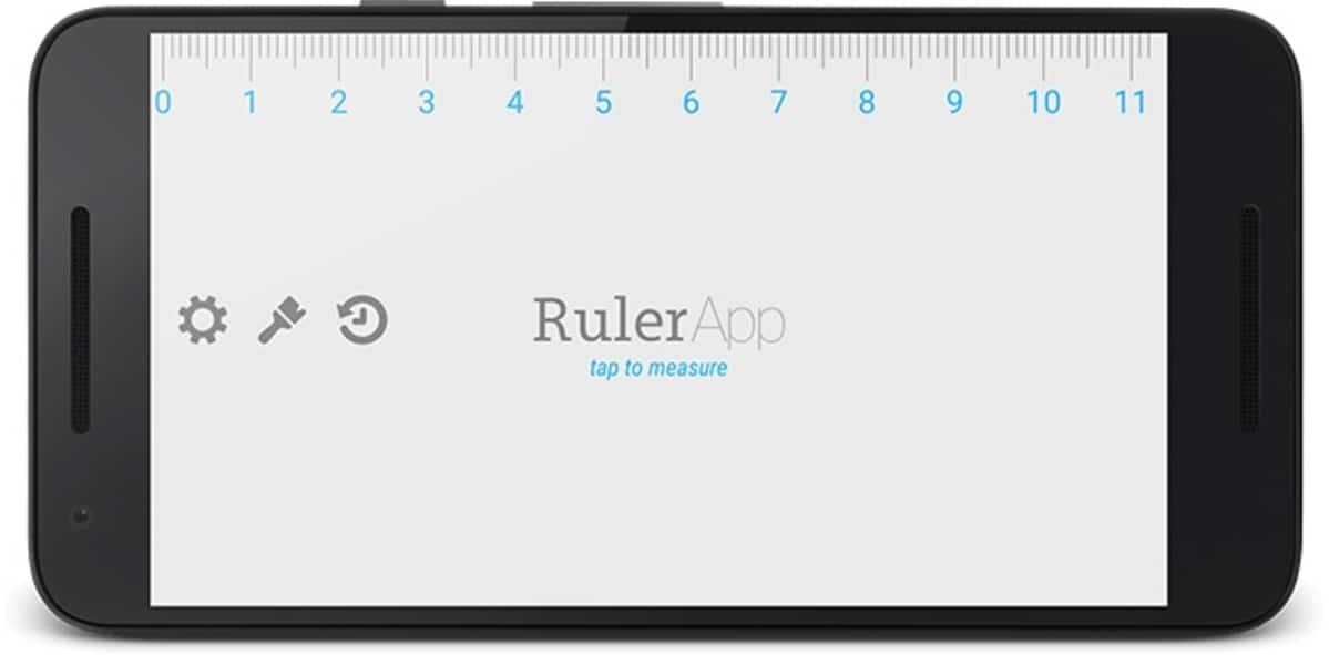 Ruler Android