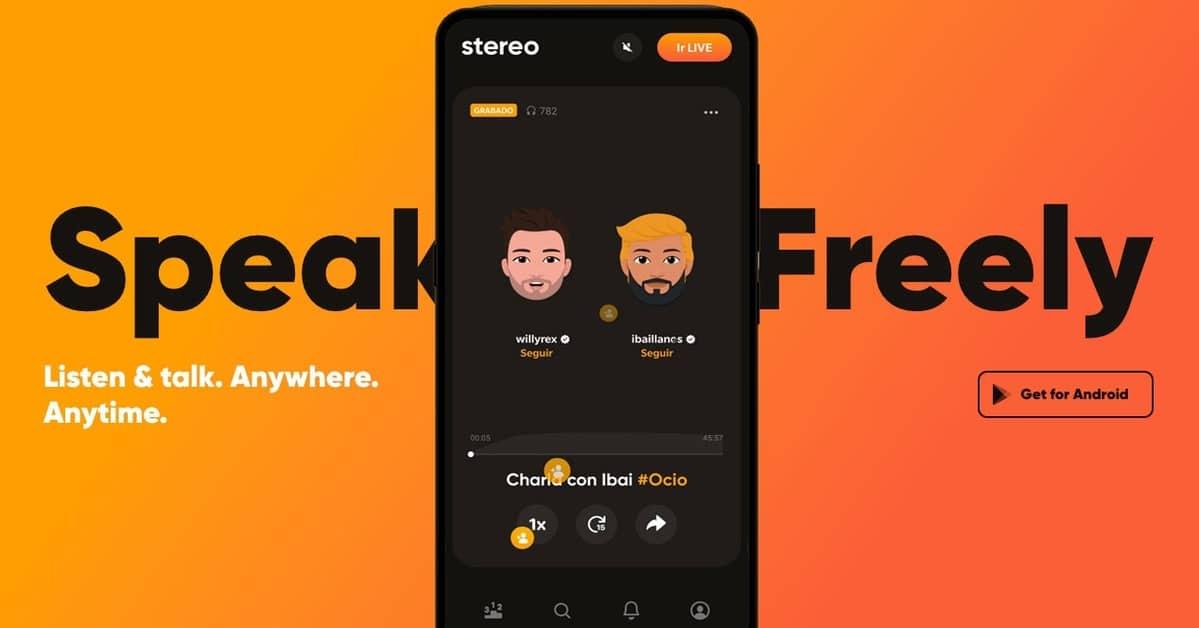 Stereo app