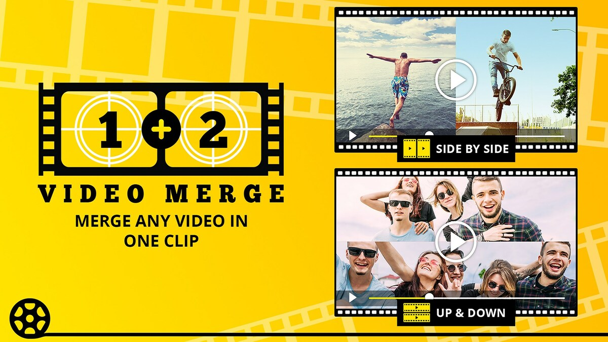 Video Merger Joiner