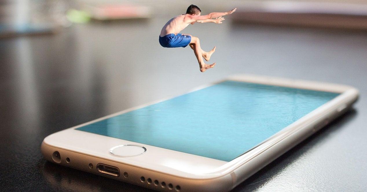 App para natacion