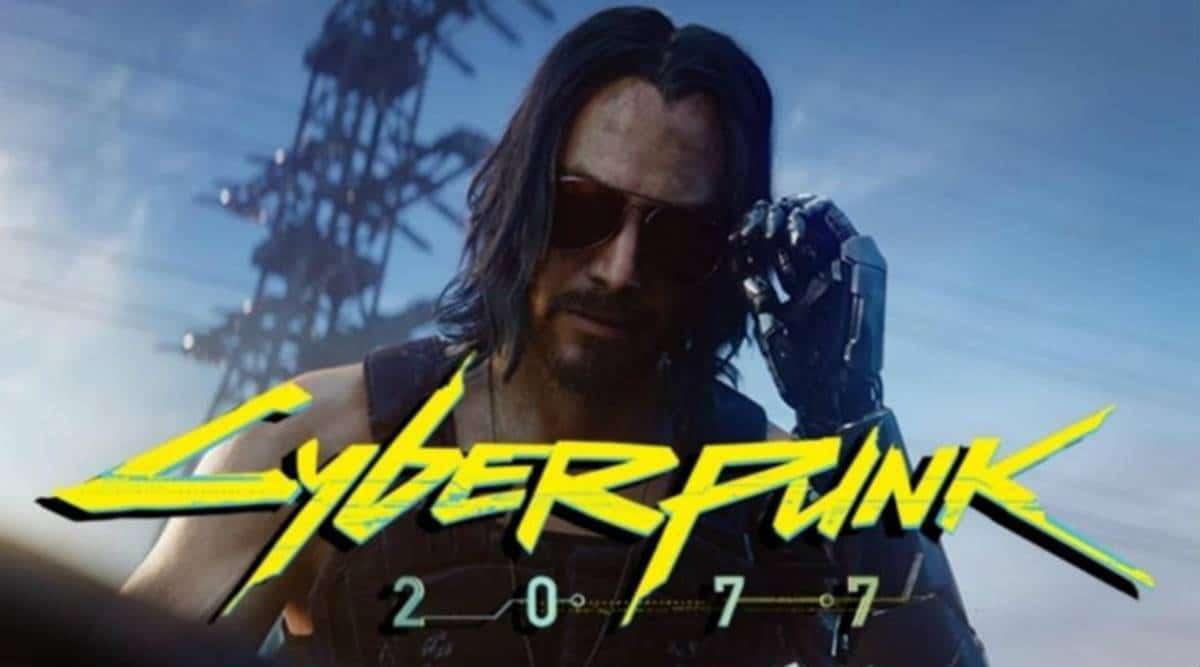 Cyberpunk 2077 en Geforce NOW