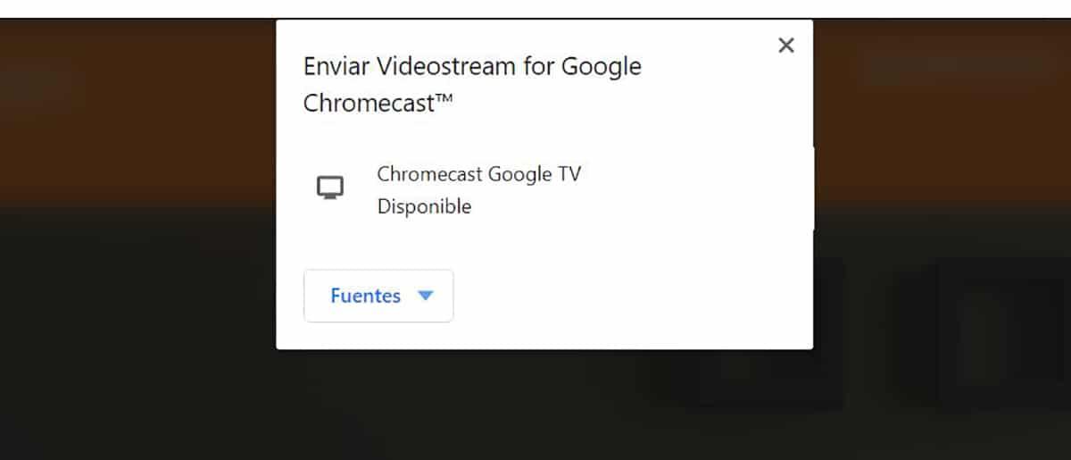 Enviar videostream
