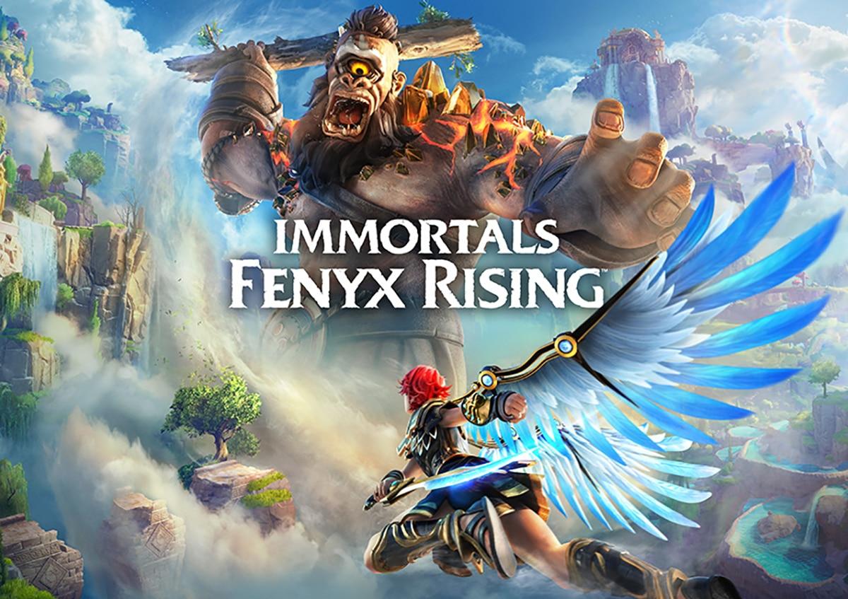 Inmortals Fenyx Rising en Geforce NOW
