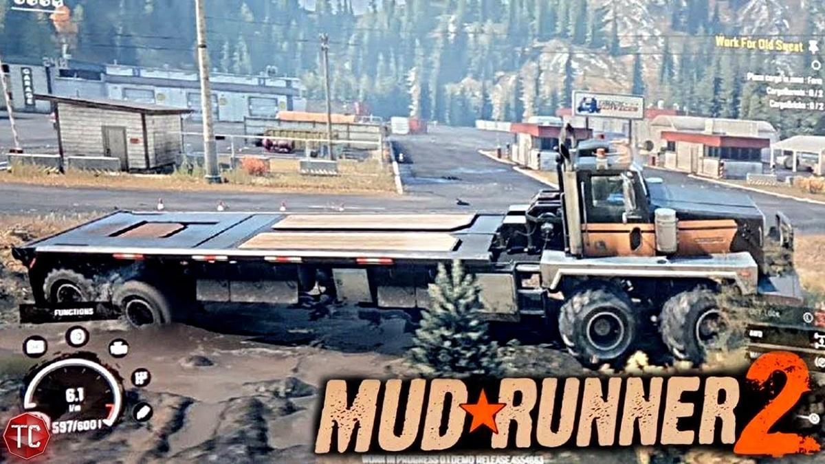 Mud Runner 2