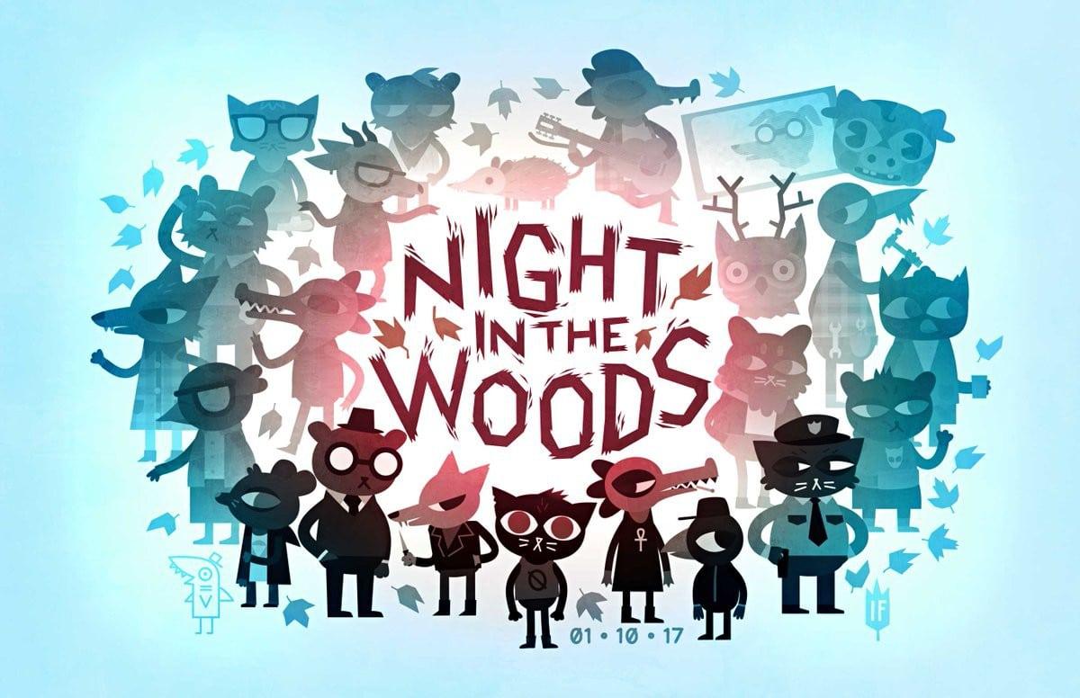 Night in the Woods en Geforce NOW