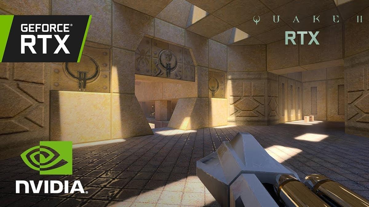 Quake 2 en Geforce NOW