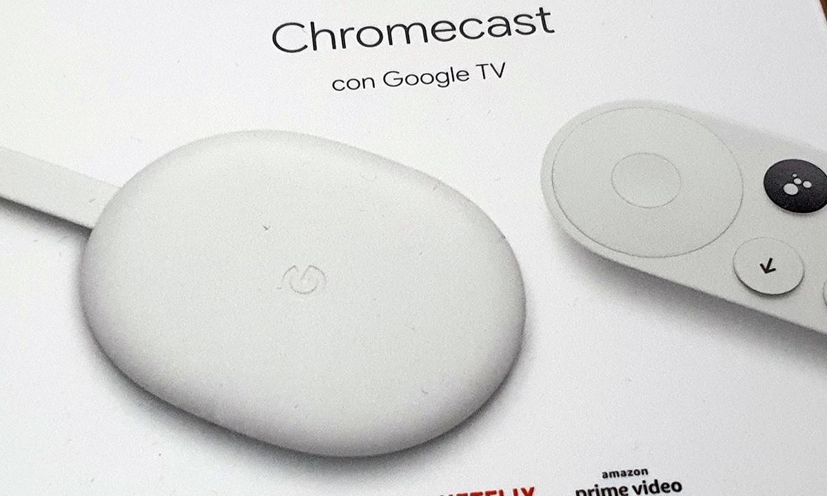 Qué es Chromecast