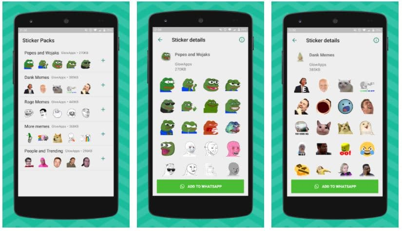 Stickers de memes para WhatsApp