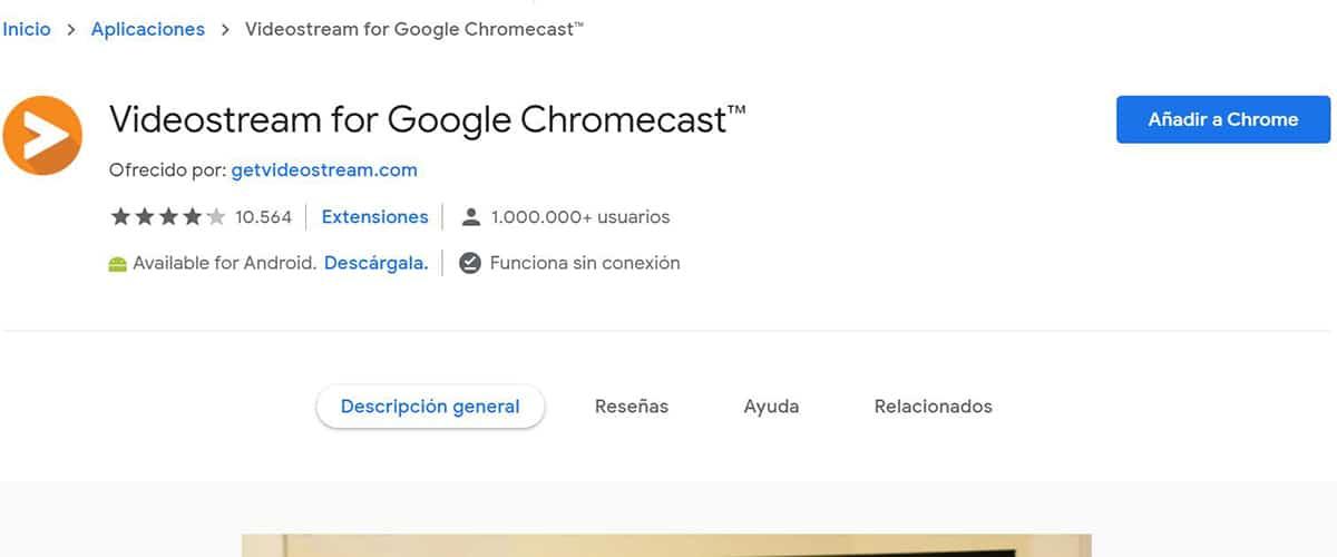 Añadir a Chrome