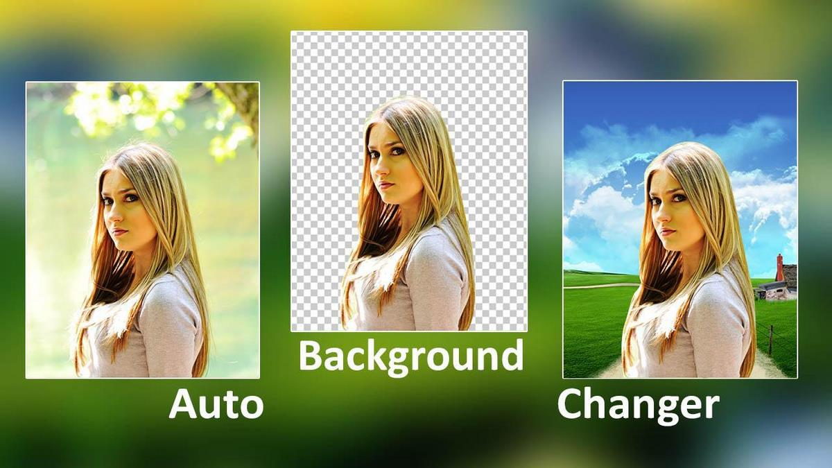 Automatic Background Changer