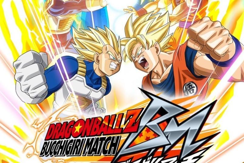 Dragon Ball z Bucchigirimatch bm