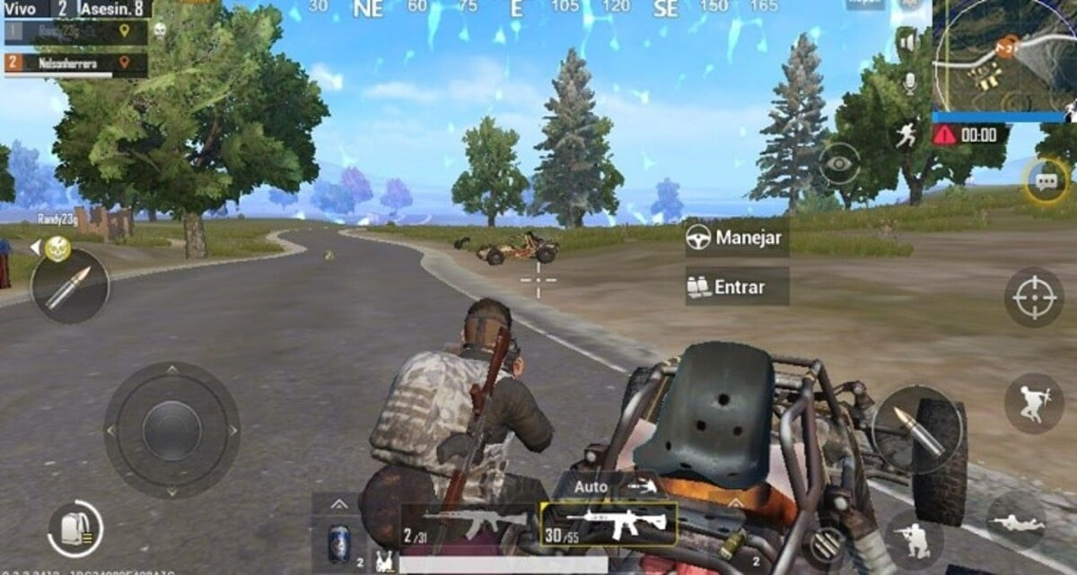 Juegos de acción Android