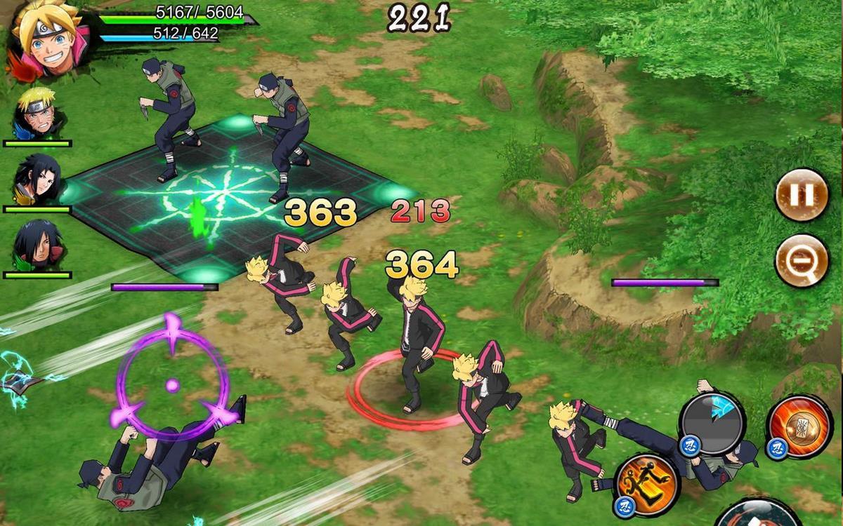 Naruto x Naruto Ninja Voltage