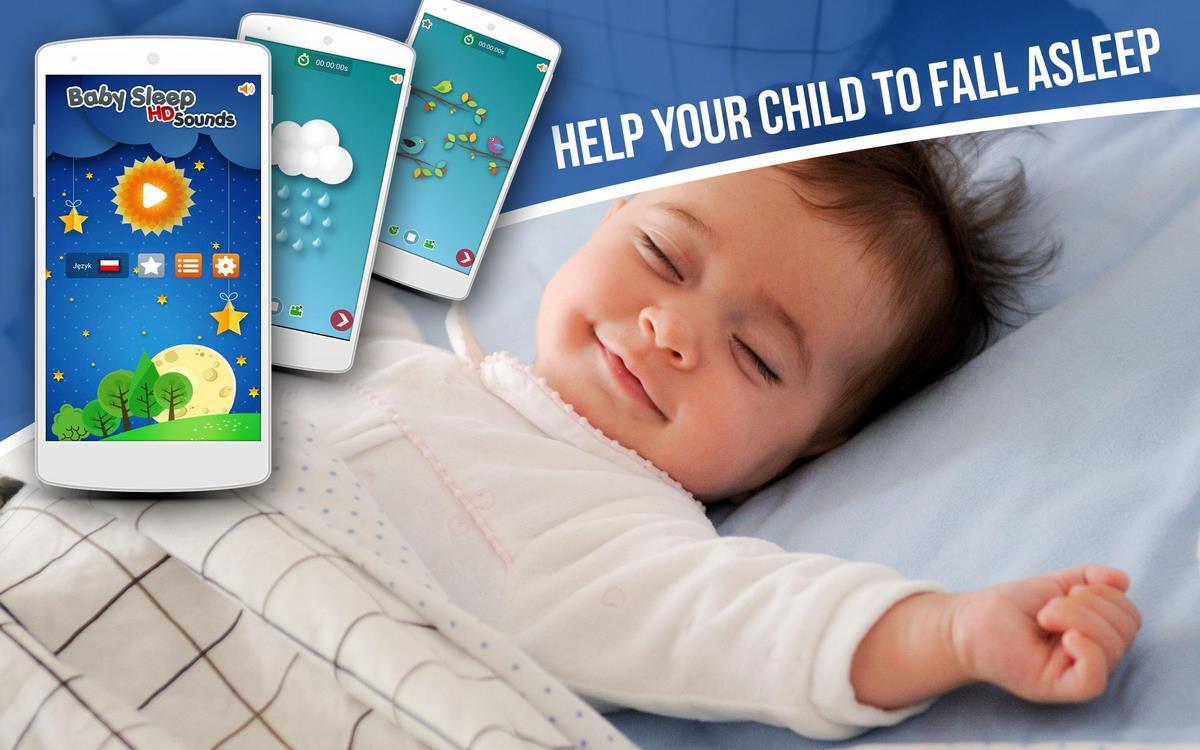 Sonidos para dormir bebés