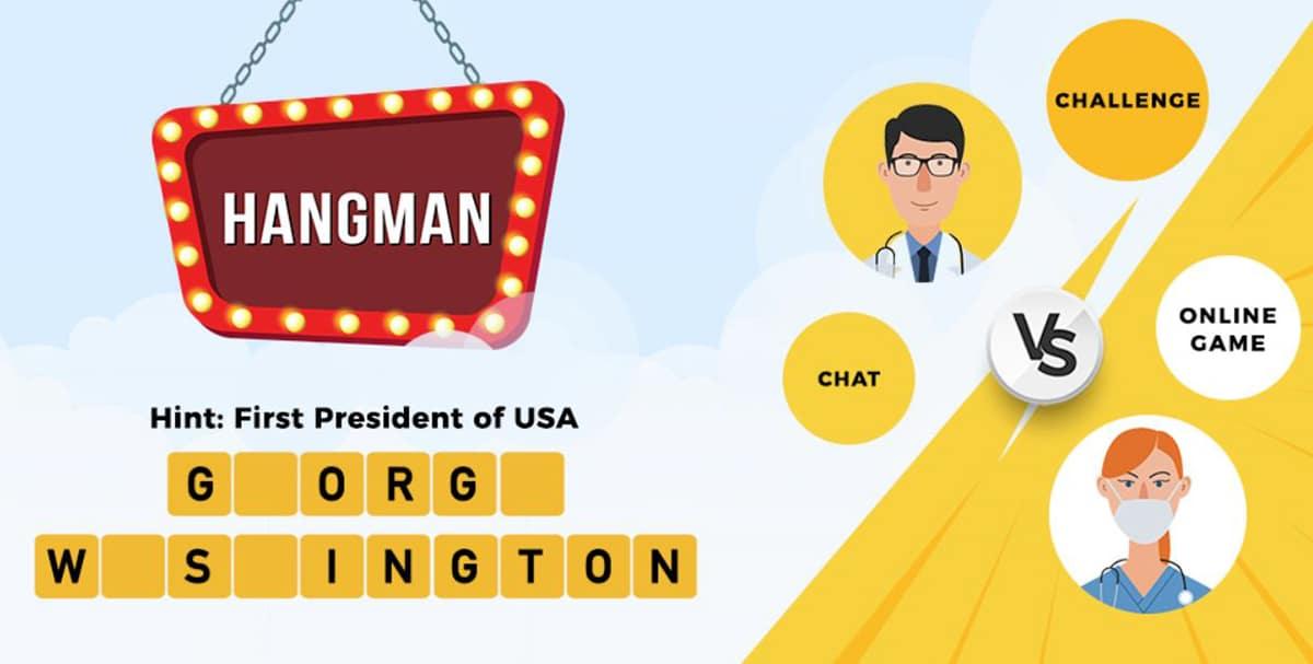 Hangman Multiplayer - Online Word Game