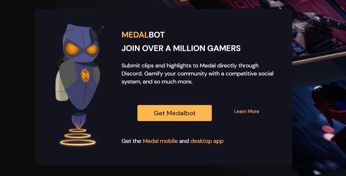 MedalBot