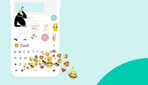 Mejores apps de teclado emoji
