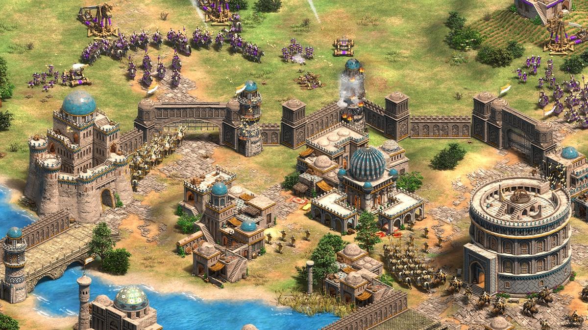 Mejores juegos tipo Age of Empire