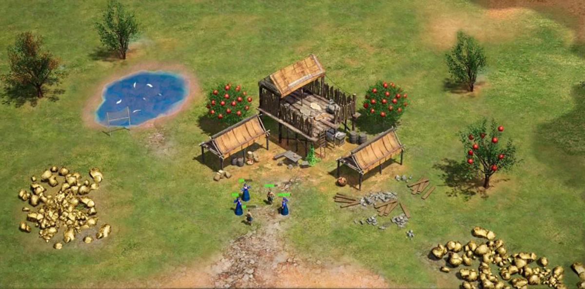 Rise of Empires: Hielo y Fuego