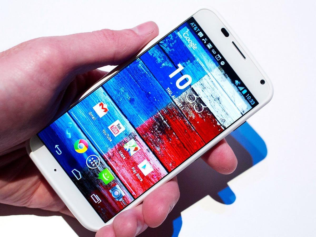 smartphone con bloatware
