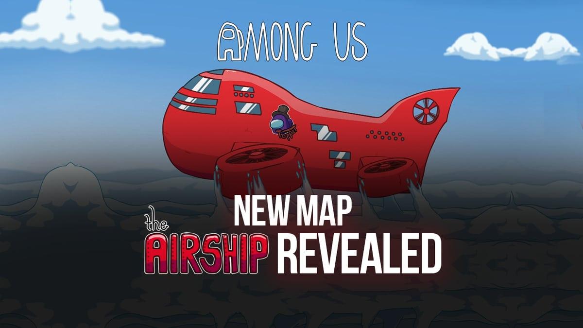 Airship revelaled