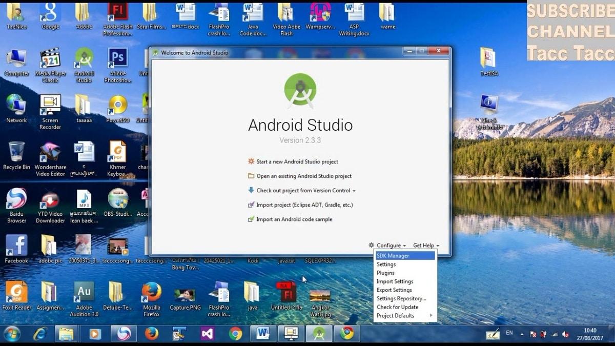 Android Studio PC