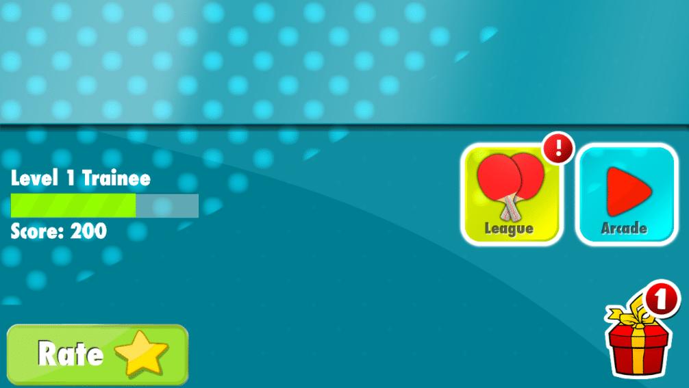 Juegos de Ping pong 3D para Android