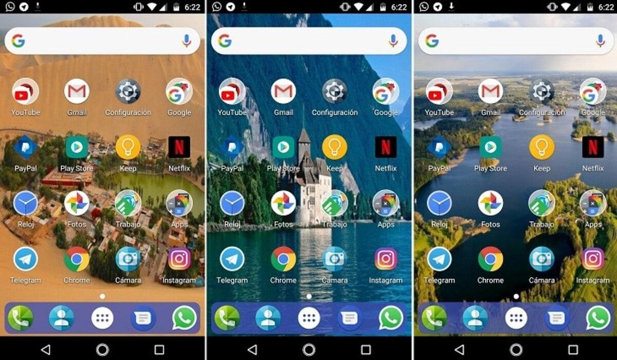 Fondos de pantalla Android