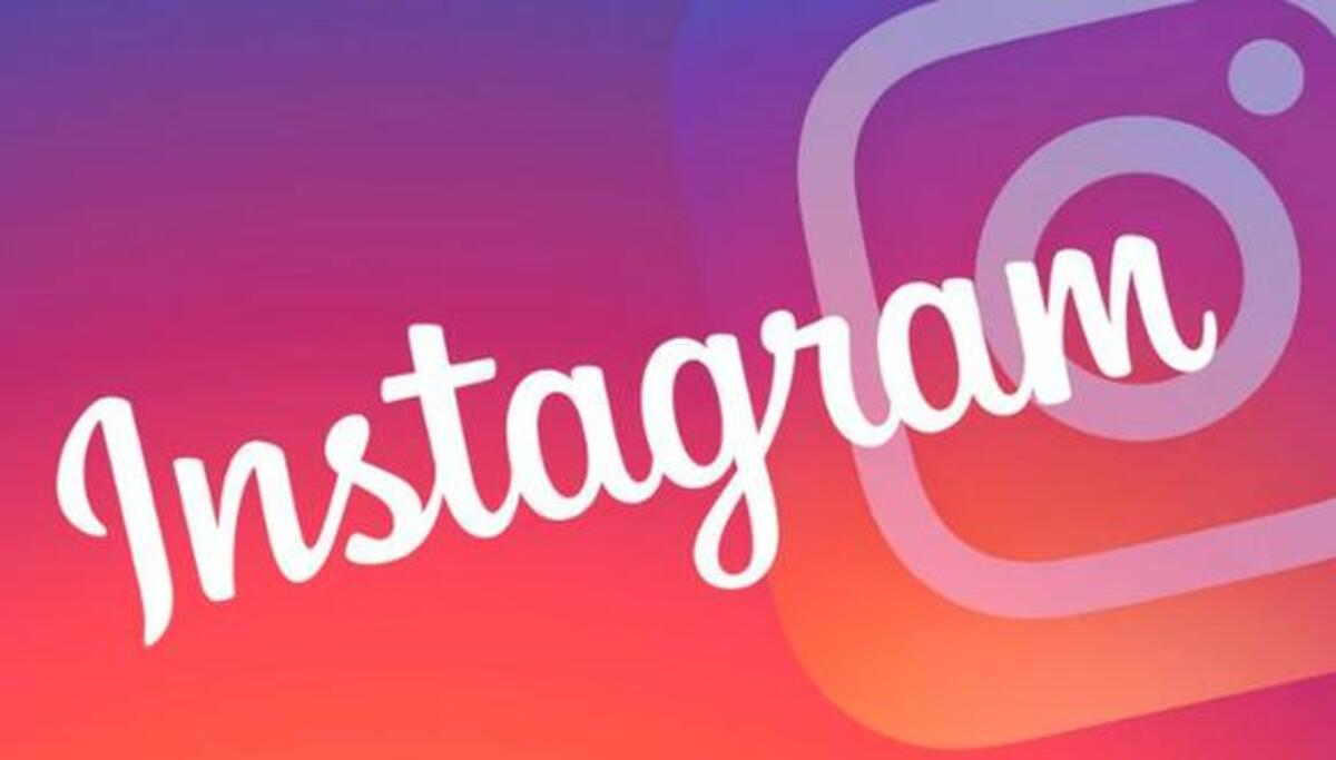 Instagram letras