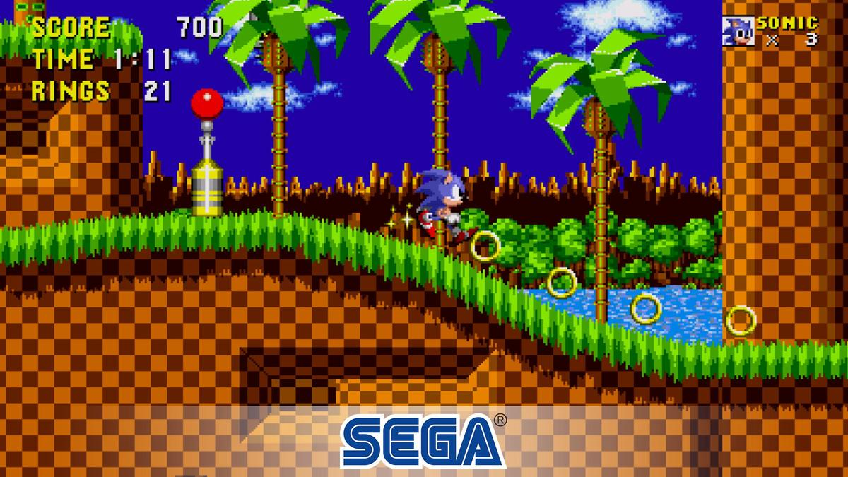 Sonic the Hedgehod Classic