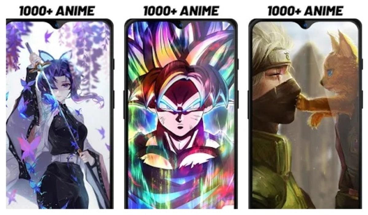 Wallpapers anime live