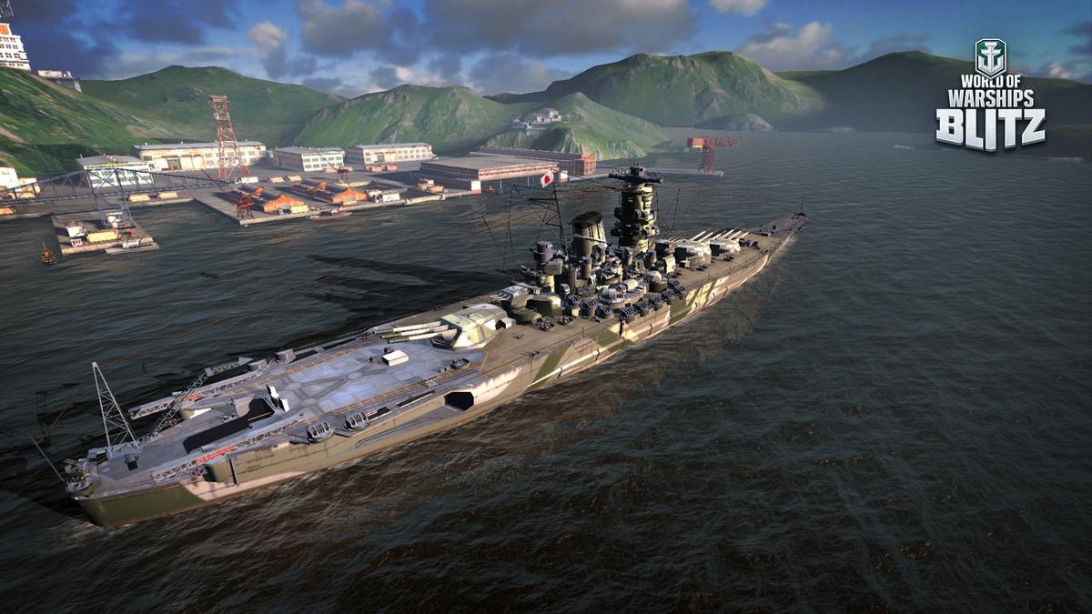juego de barcos World of Warships Blitz