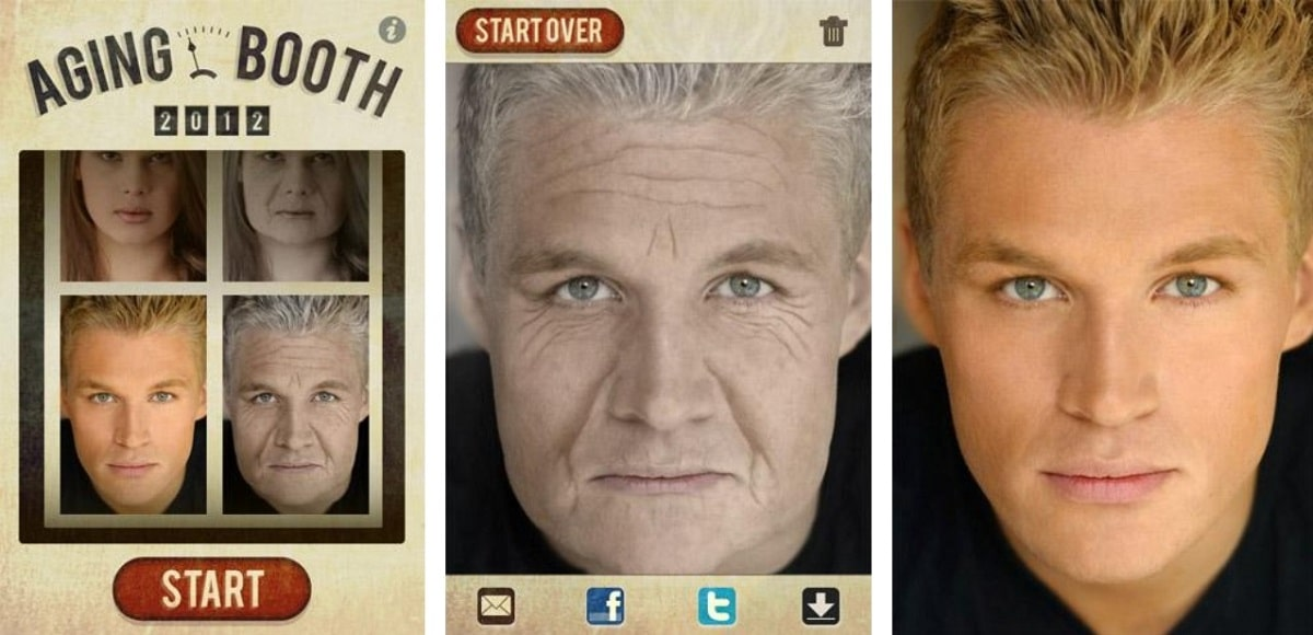 Aging Booth
