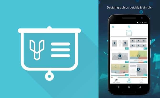 Creador de diapositivas app
