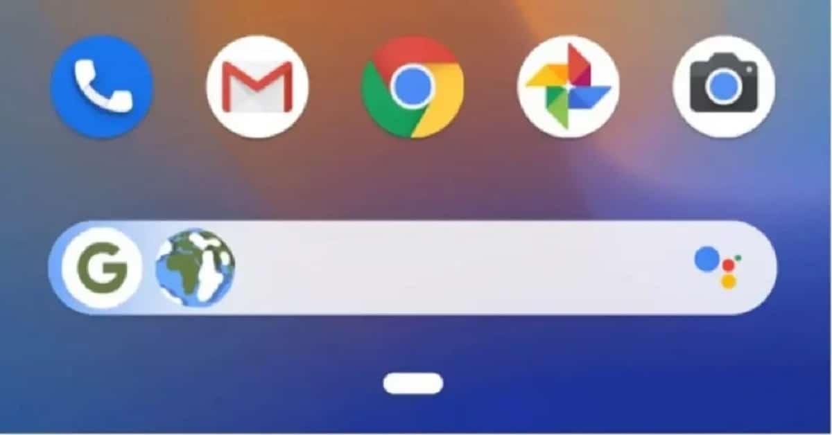 Doodles barra de búsqueda google