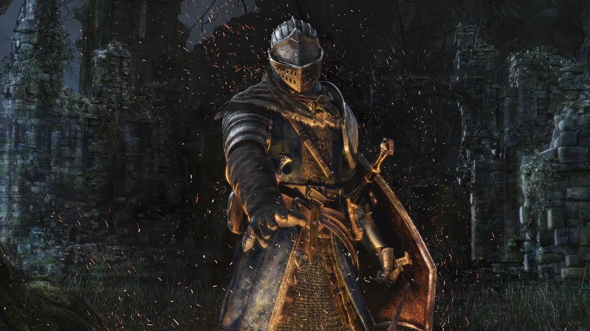 Juegos tipo Dark Souls