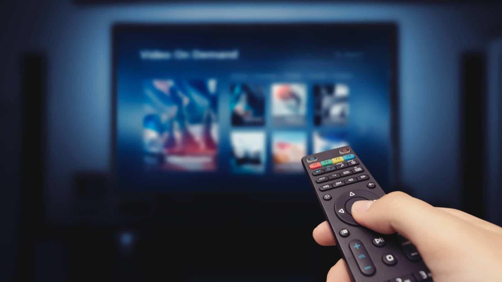 Canales televisión