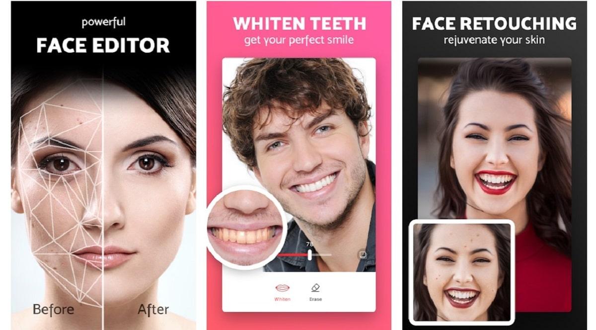 Pixl Face Retouch