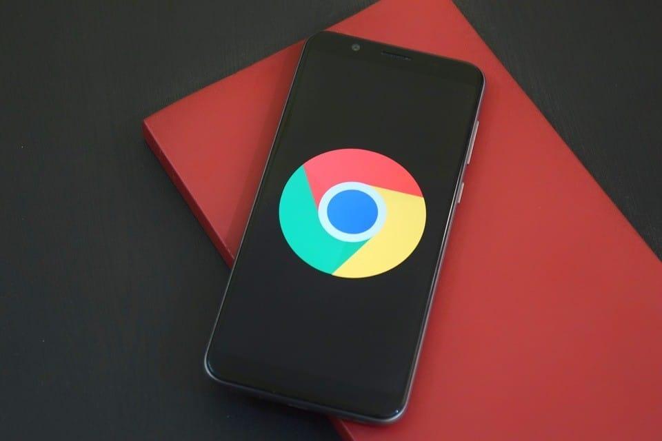 instalar extensiones chrome android
