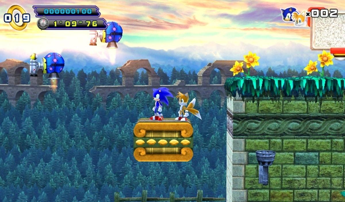 Sonic 4 Ep 2