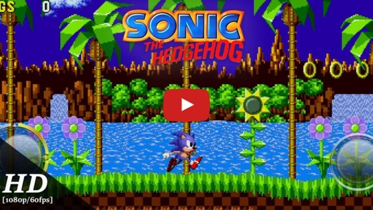 Sonic The Ed